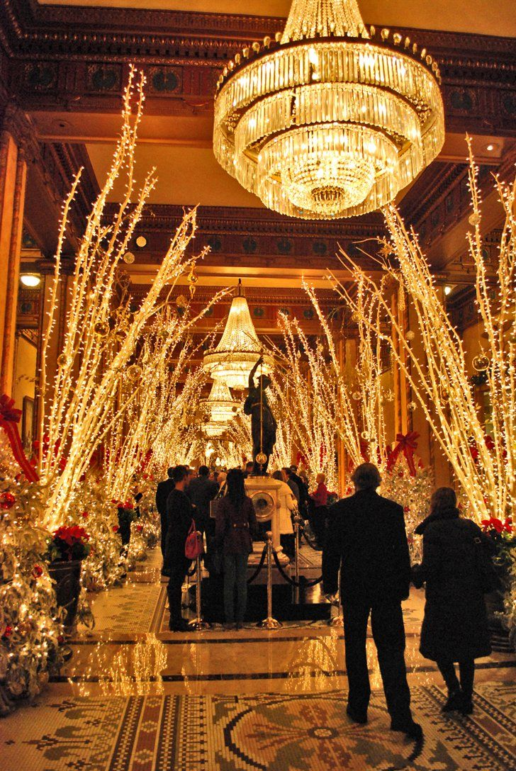 Pin for Later: 8 Places That Take the Holidays Very Seriously The Roosevelt, New Orleans
