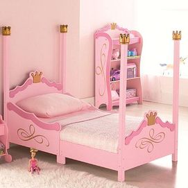 kidkraft® 'princess' toddler bed - sears | decorating for my girls