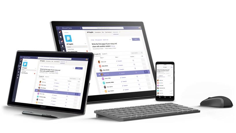 Microsoft Online Classroom