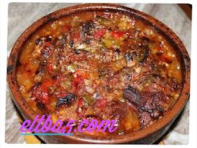 طريقة عمل طاجن اللحم بالخضار طريقة جديدة لكيفية عمل طاجن اللحم بالخضار Food Cooking Arabic Food