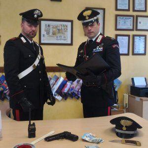 Offerte di lavoro Palermo  Bloccato dai carabinieri Giusto Cangialosi di 19 anni  #annuncio #pagato #jobs #Italia #Sicilia Bolognetta: in dieci minuti rapina due volte lo stesso passante arrestato