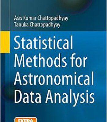 Statistical Methods For Astronomical Data Analysis PDF | biblioteca