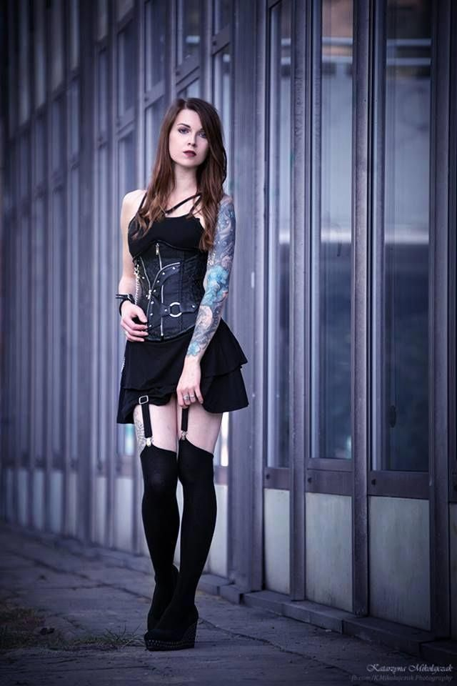 Gothic Fashion. For Those Individuals That Get Pleasure