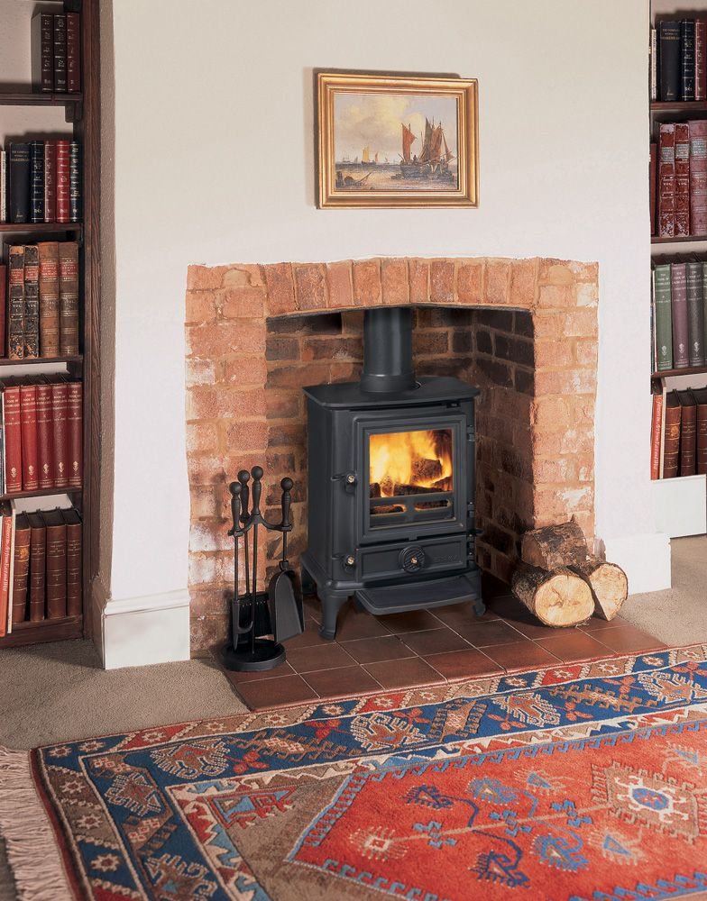 Log burner fireplace and Log burner