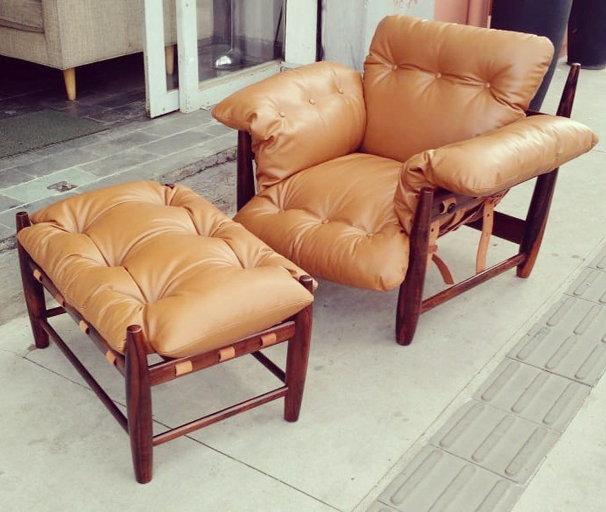 Aprofundando no mundo de #SergioRodrigues e de sua #poltronaMole 💘 um caso de amor por esse ícone do mobiliário moderno brasileiro! __…