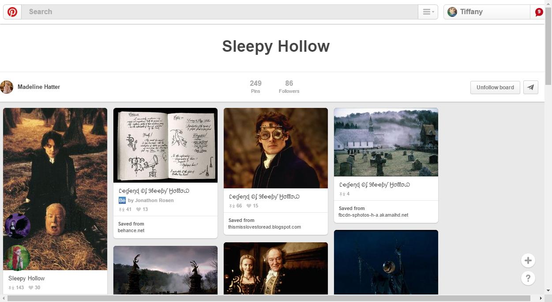 9) Pinterest • The world's catalog of ideas | Sleepy hollow movie, Sleepy,  Sleepy hollow