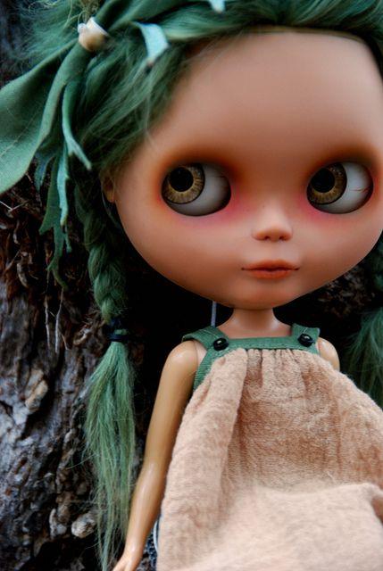woodland pixie blythe