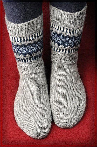 Photo of Neulomuksia | くつした | 編み物、くつした、靴下
