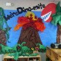 appealing dinosaur bulletin boards inspiration