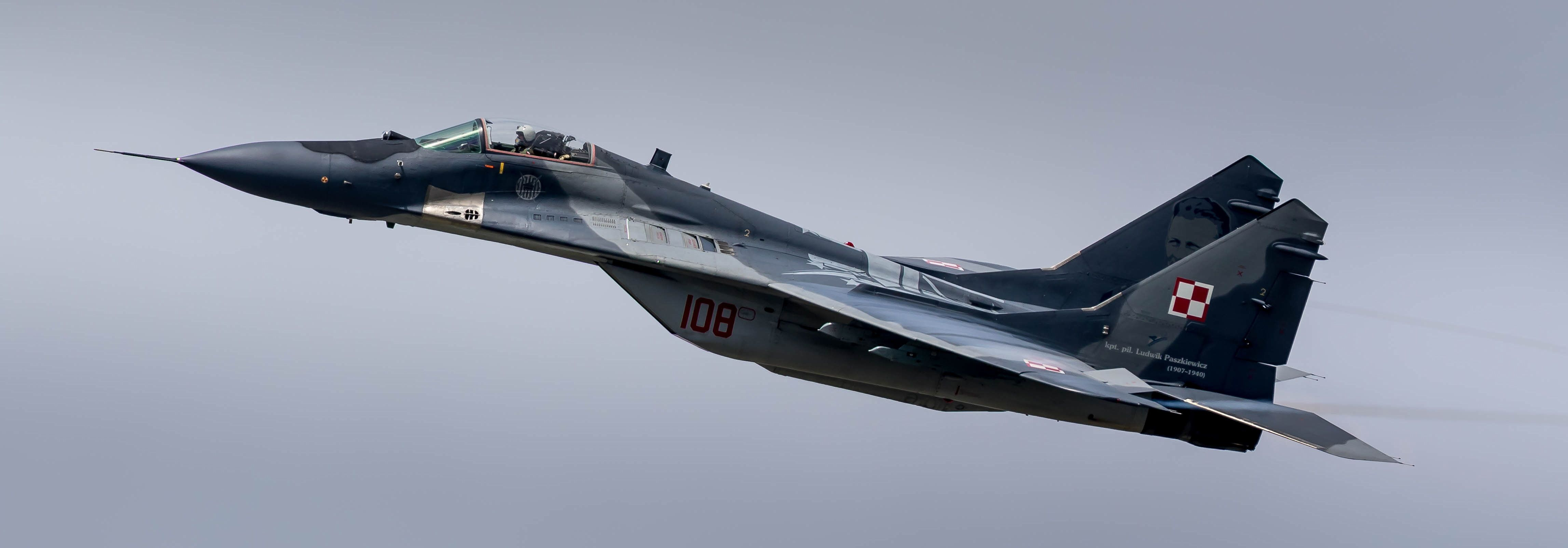 The Sky Fighter The Plane The Mig 29 4k Wallpaper Hdwallpaper Desktop In 2021 Mig 29 Fighter Mig 29 Wallpapers 29 full hd wallpaper hd