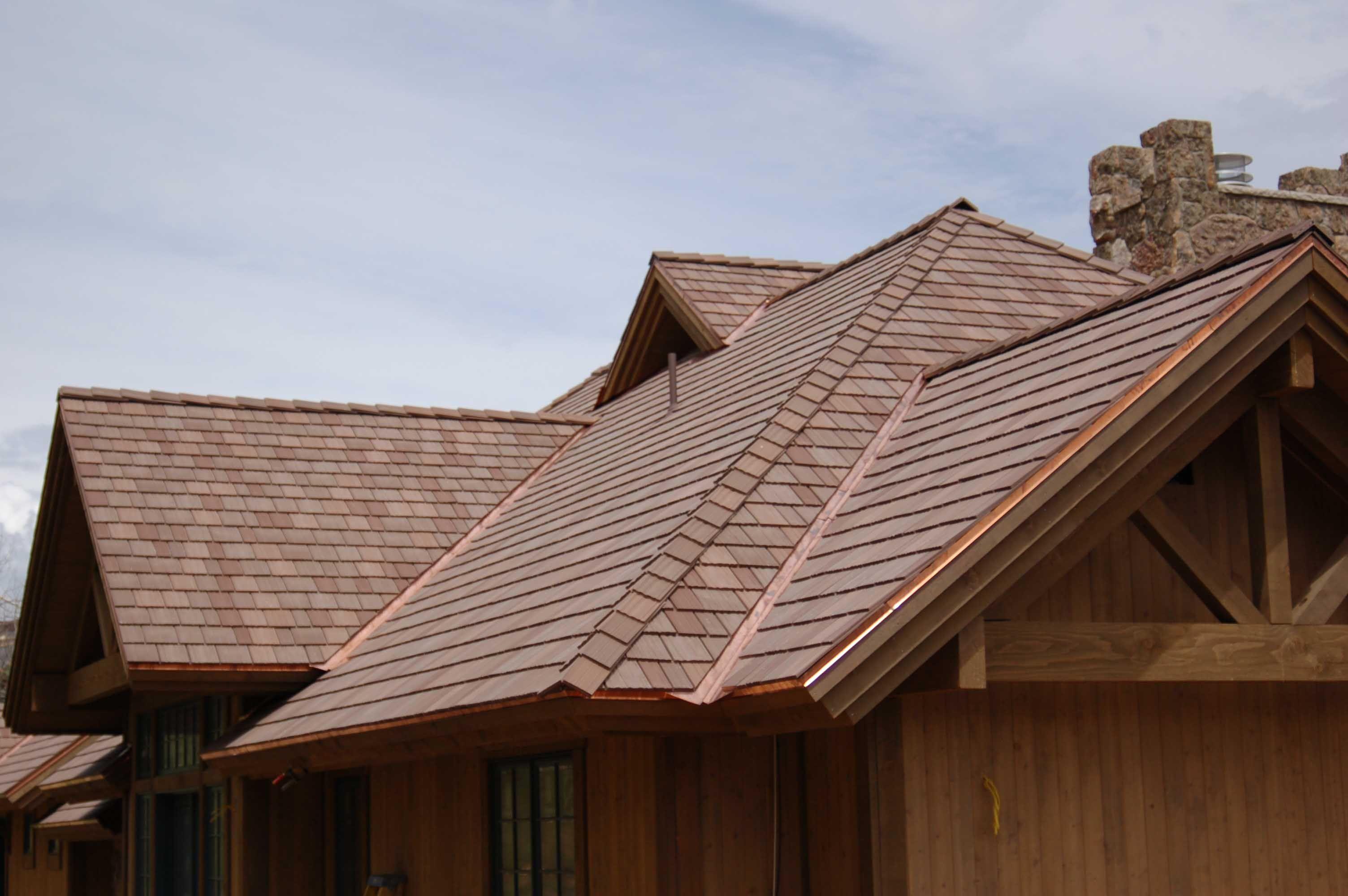 Best Autumn Blend Cedar Shake Roof Cedar Roof Shake Roof 400 x 300