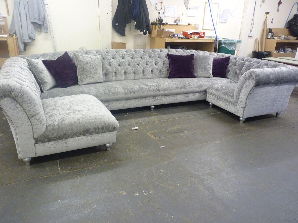 James And Rose Bespoke Upholstery Corner Sofa Design Corner Sofa Sofa Design