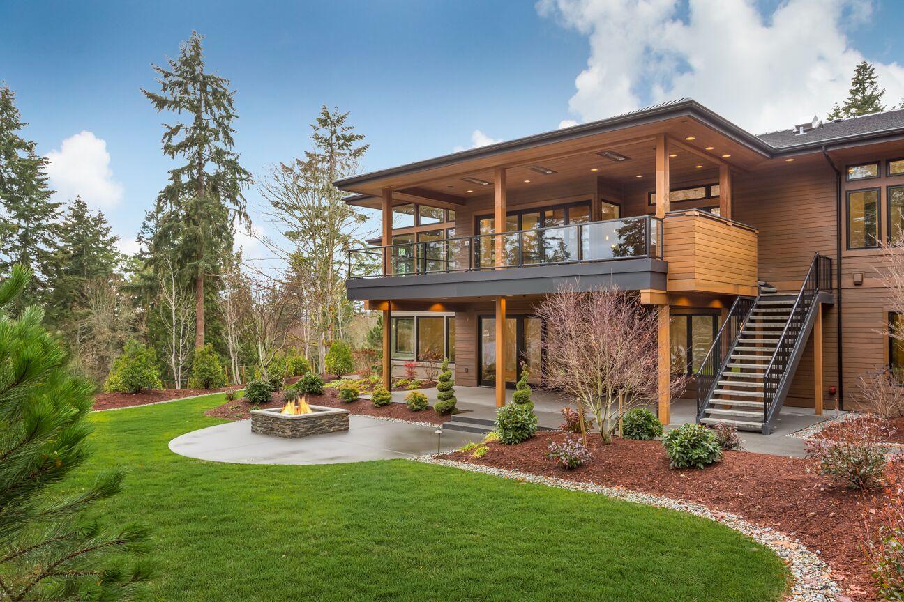 11837 49th Place NE Sammamish, WA. Sammamish Ridge Estates ... on Cascadia Outdoor Living Spaces id=52883
