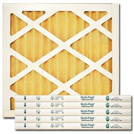 12 X 12 X 1 Merv 11 Pleated Filter By Koch Filter Corporation