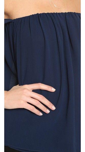 9b40f90824a059 MISA Off the Shoulder Blouse.  misa  cloth  top  shirt