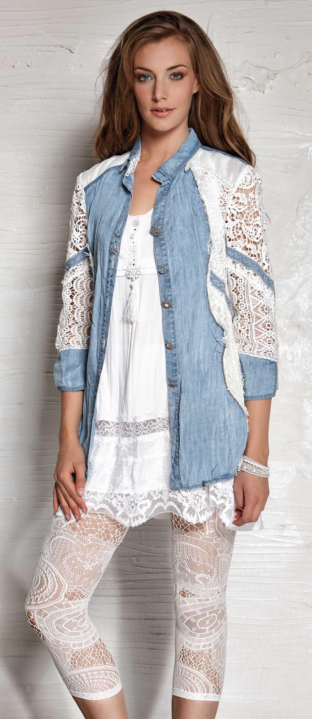 daniela dallavalle lookbook collection couture jeans com renda roupas tamanhos grandes et. Black Bedroom Furniture Sets. Home Design Ideas
