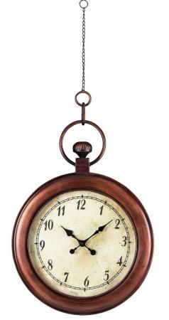 Found it at Clockway.com - Antique Reproduction Hanging Wall Clock - MEK2074
