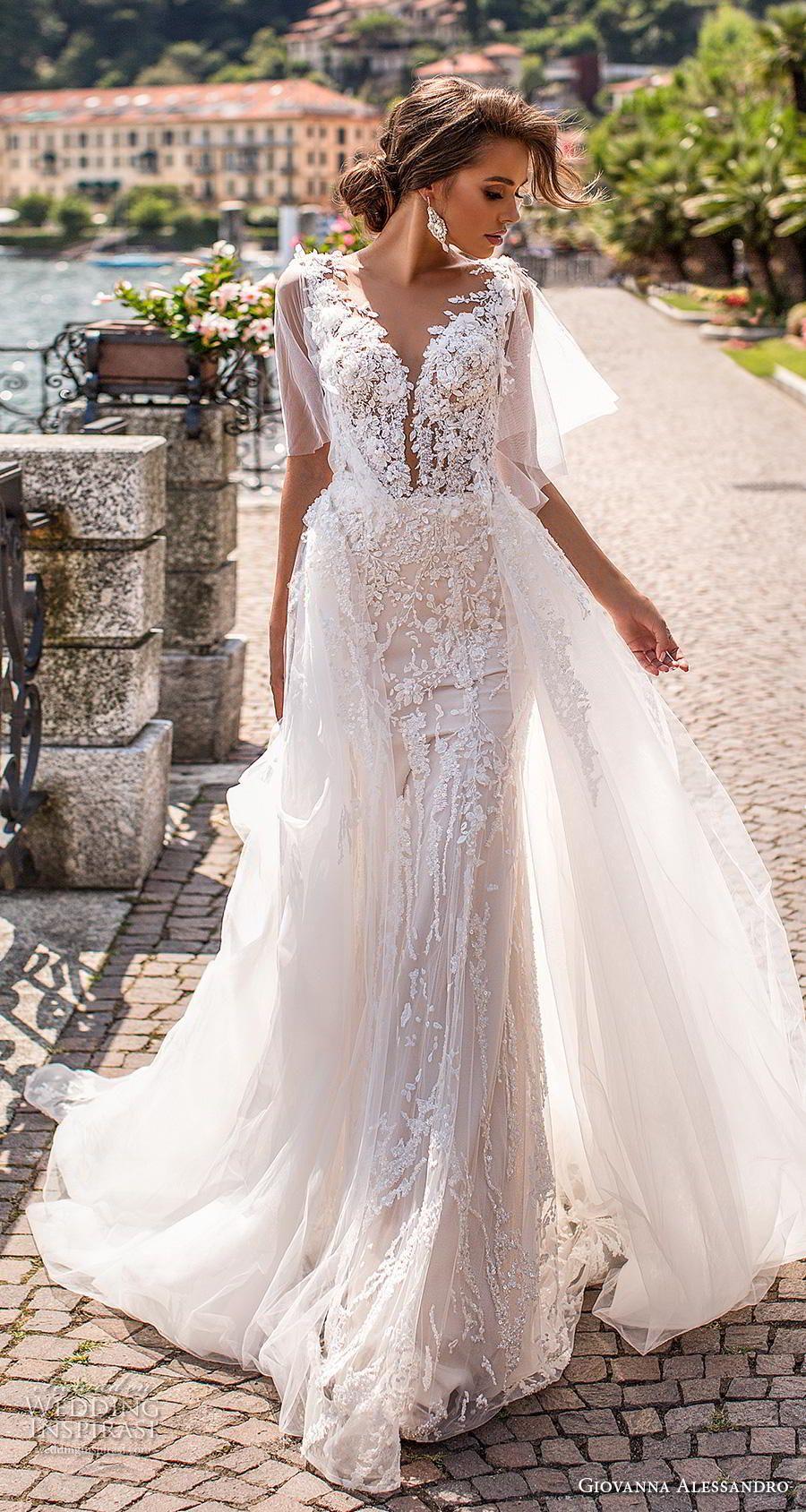 Giovanna Alessandro 2019 Wedding Dresses Magica Milano Bridal