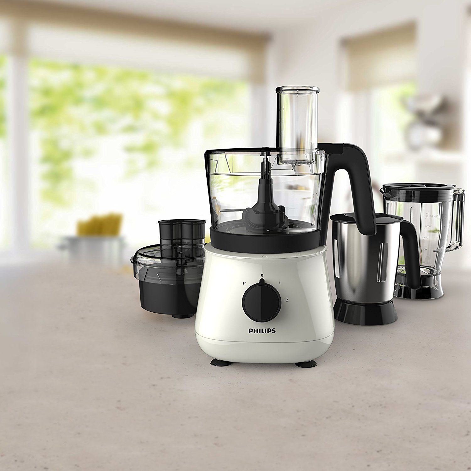 Buy Philips Food Processor HL1660 700W At Rs 7229 Lowest Price ...