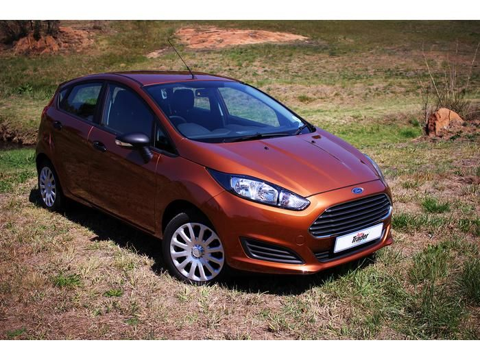 Small In Size But Packing A Lot Of Punch The Ford Fiesta Is Now