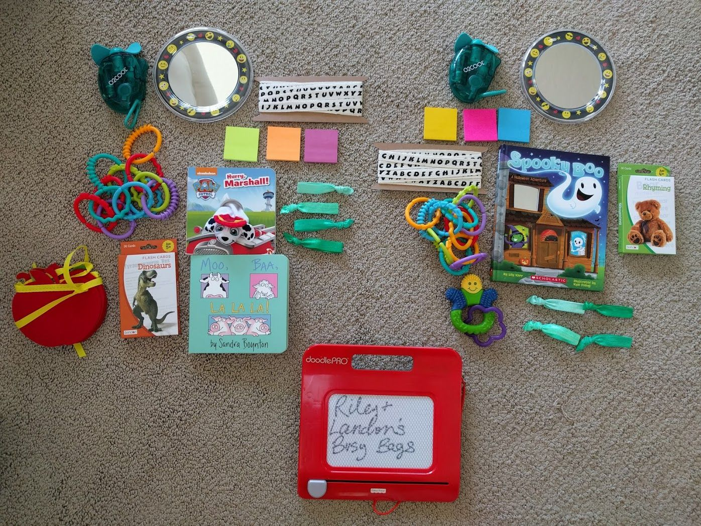 Airplane Busy Bags For Toddlers Our Best Tricks For