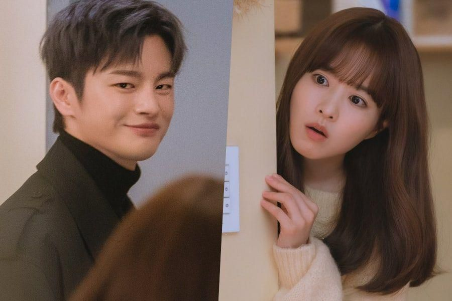 "Seo In Guk Enters Park Bo Young's House Without An Invitation In ""Doom At Your Service"""