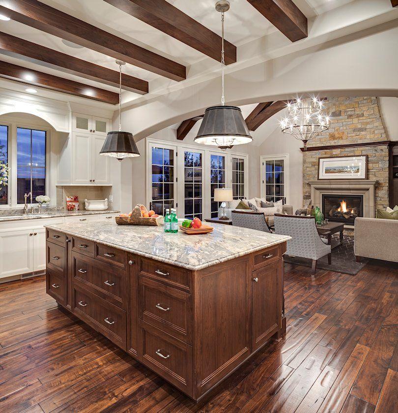 Beautiful Rooms Stunning Interiors Fabulous Home Decor Kitchen Design Decor Open Concept Kitchen Living Room Small Open Concept Kitchen Living Room