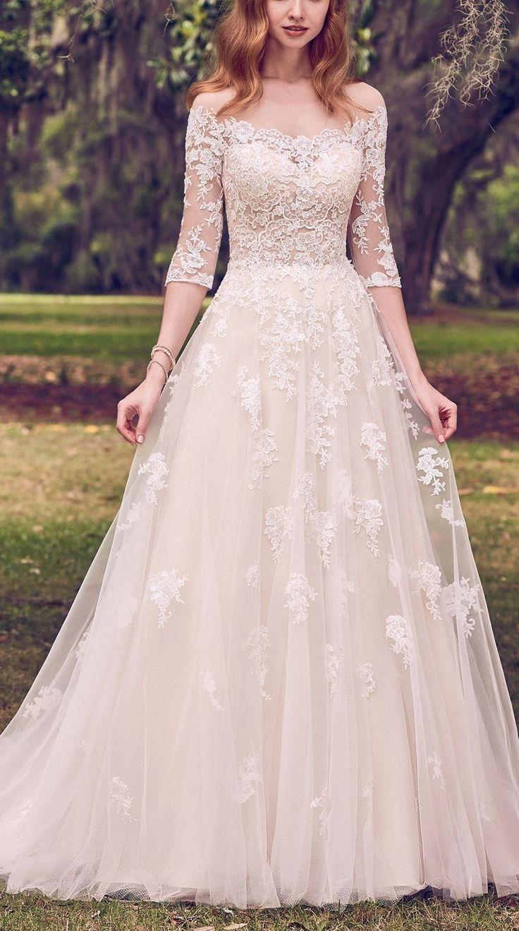 Best Wedding Dresses For A Rustic Wedding Fantasy