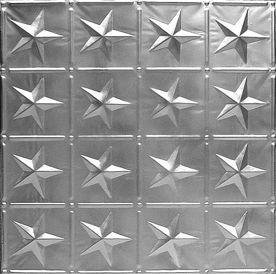 Decorative Tin Backsplash Tiles Star Design Decorative Ceiling Tiles  Wishihadthat Tin Ceiling