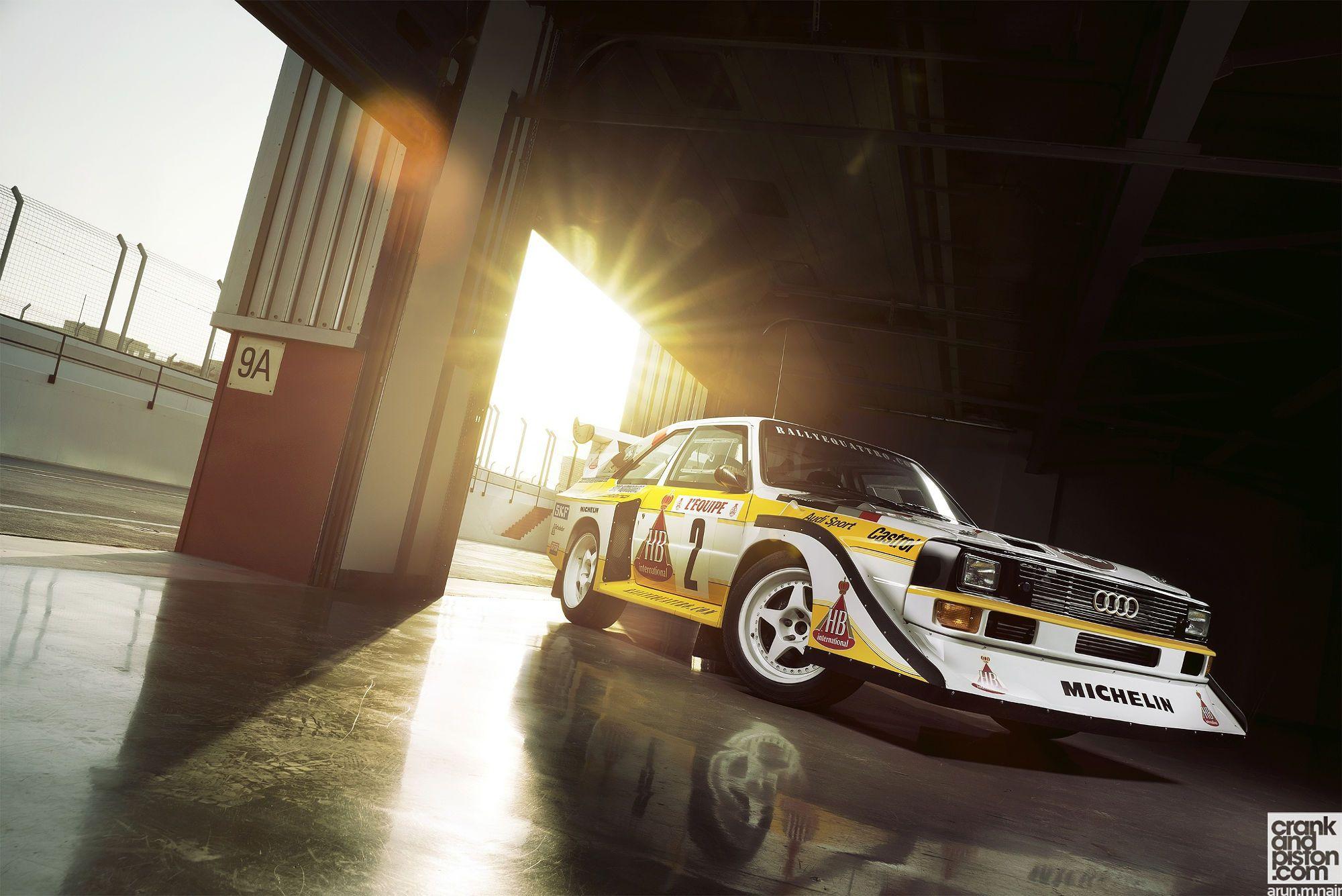 Legendary Quattro S1 Audi Quattro Audi Volkswagen Auto Group