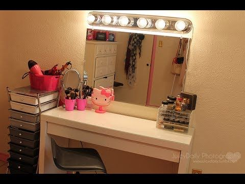 Diy vanity lights extraordinary with diy hollywood vanity mirror diy vanity lights extraordinary with diy hollywood vanity mirror with lights vanity light home style wu aloadofball Gallery