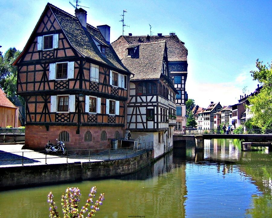 Holiday In Strasbourg France Spa Alsace Vosges Idee Voyage