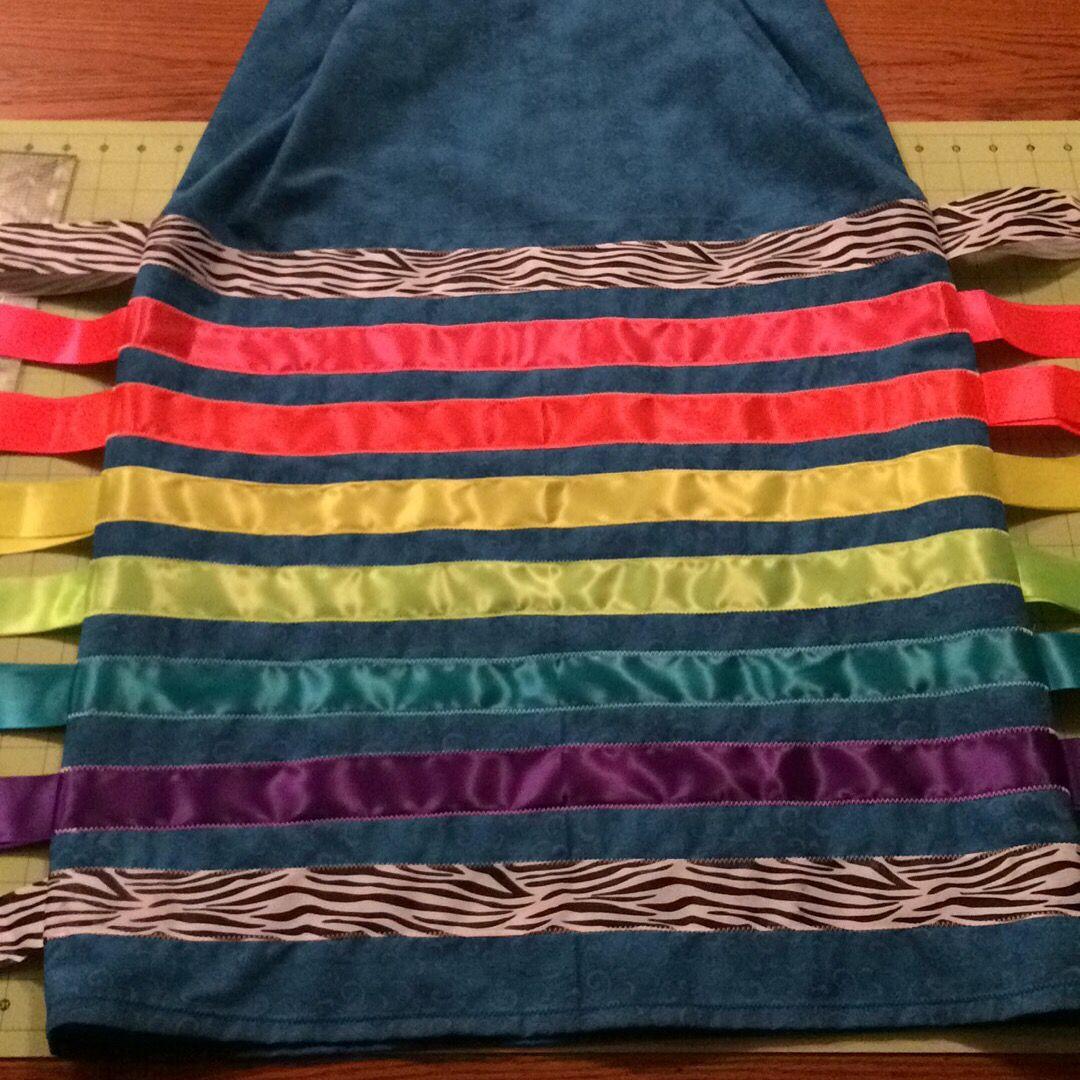 Ribbon skirt I made