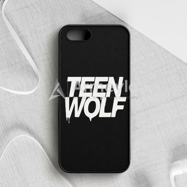 Teen Wolf Logo iPhone 5|5S|SE Case | armeyla.com