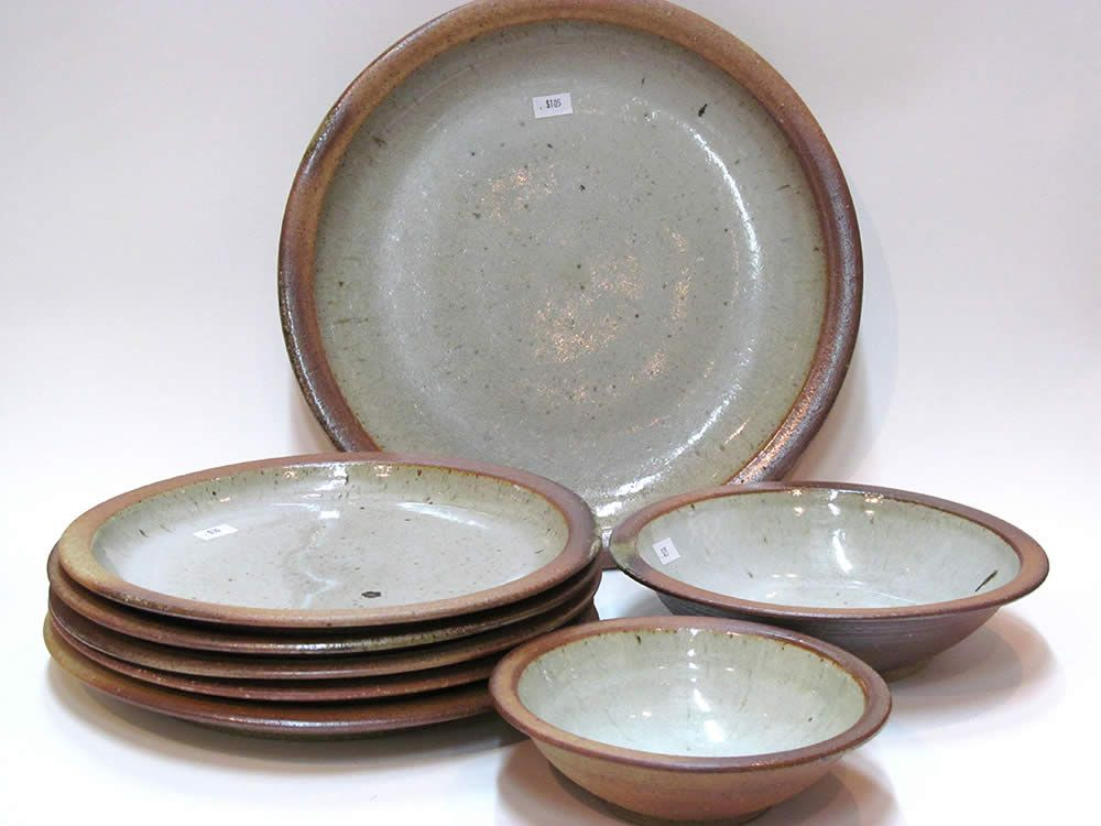 Woodfired white plates platter \u0026 bowls - Paul Melser - Pottery Painting Writing & Woodfired white plates platter \u0026 bowls - Paul Melser - Pottery ...
