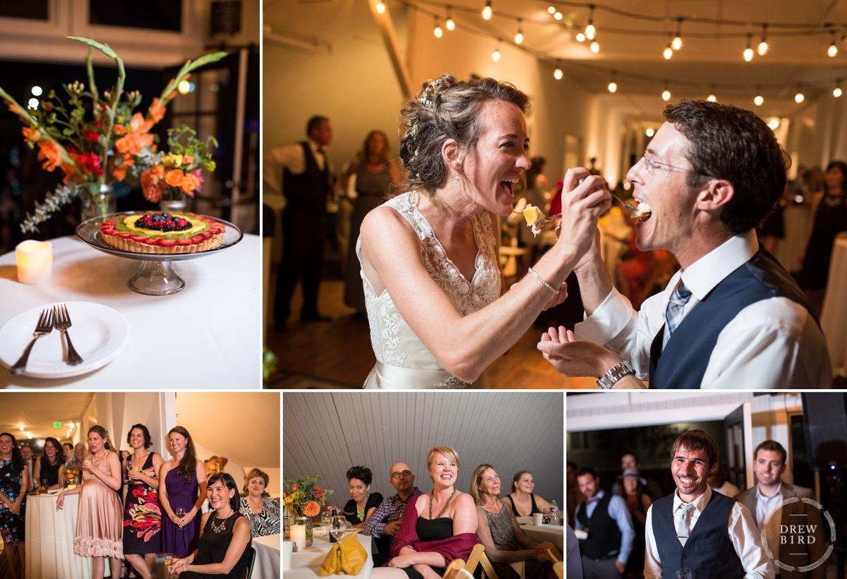 Redwood Forest Oakland Hills Wedding Ceremony Vessel Art Gallery