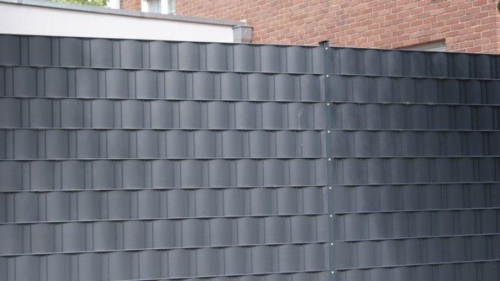 Doppelstabmattenzaun Stabgittermatten Sichtschutz Zaun