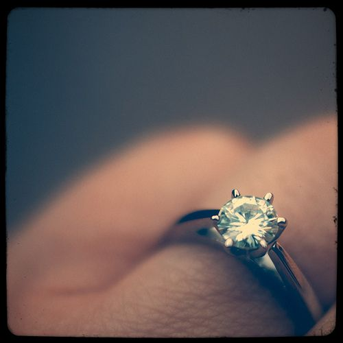 engagement ring - tarale