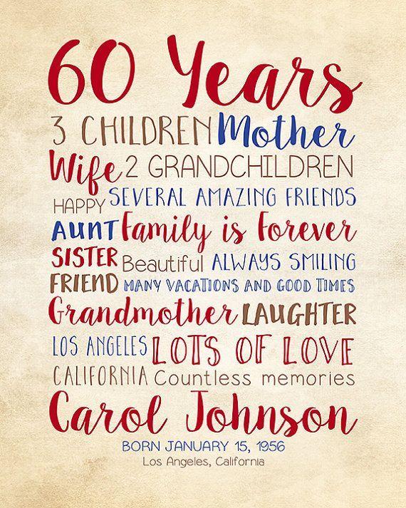 Bilderesultat For Happy 60th Birthday Woman