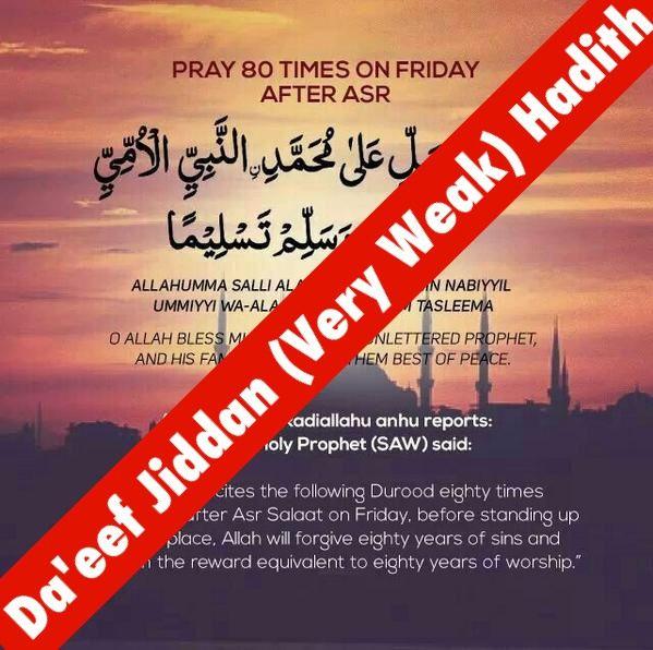 Pin by Muslim Council of Hong Kong on Friday | Hadith, Allah