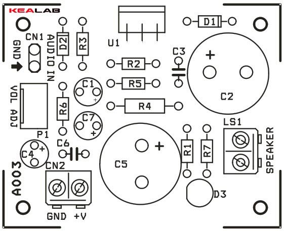 This project is intendant for use as low frequency class AB audio amplifier. Description Project is built around TDA2006 PENTAWATT package. TDA2006 provide high output current and has very low harmonic cross-over distortion. Further the device incorporate- rates an original (and patented) short circuit protection system comprising an arrangement for automatically limiting the dissipated powerRead More