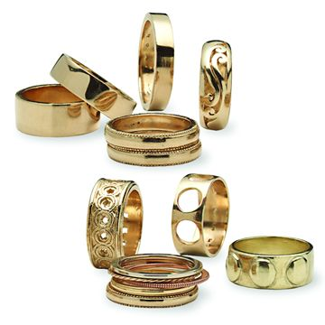 Helen Ficalora small stack rings
