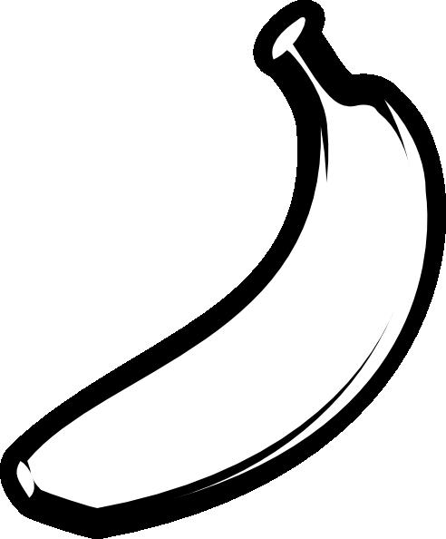 Banana 20clipart Clipart Black And White Free Clip Art Clip Art
