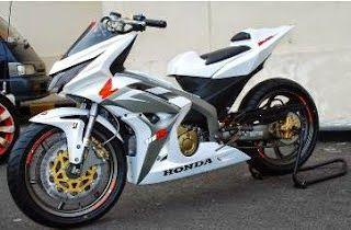 Kumpulan Modifikasi Honda Beat Keren Terbaru Motor Ganteng