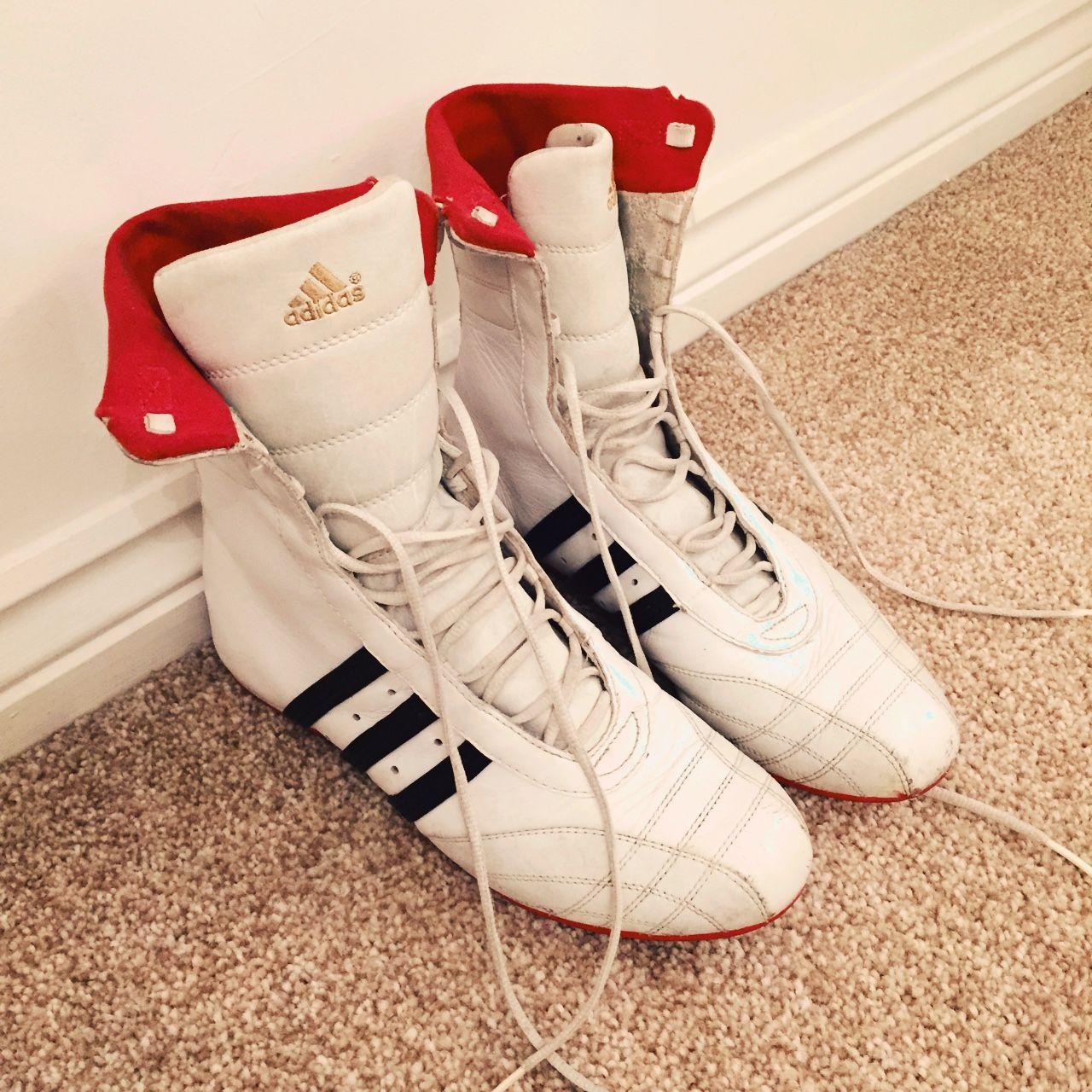 Depop | Boxing boots, Adidas women