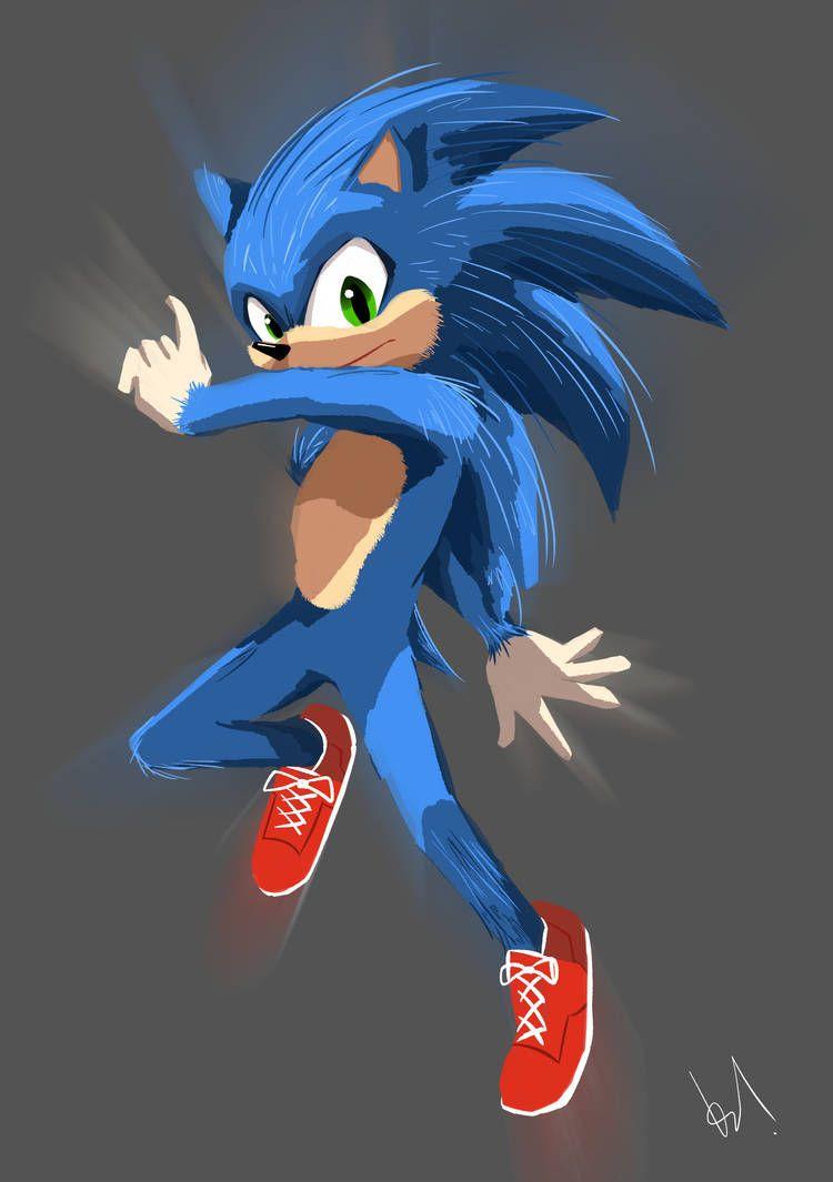 Pin By Kari James On Sonic The Hedgehog Sonic Hedgehog Movie Sonic The Movie