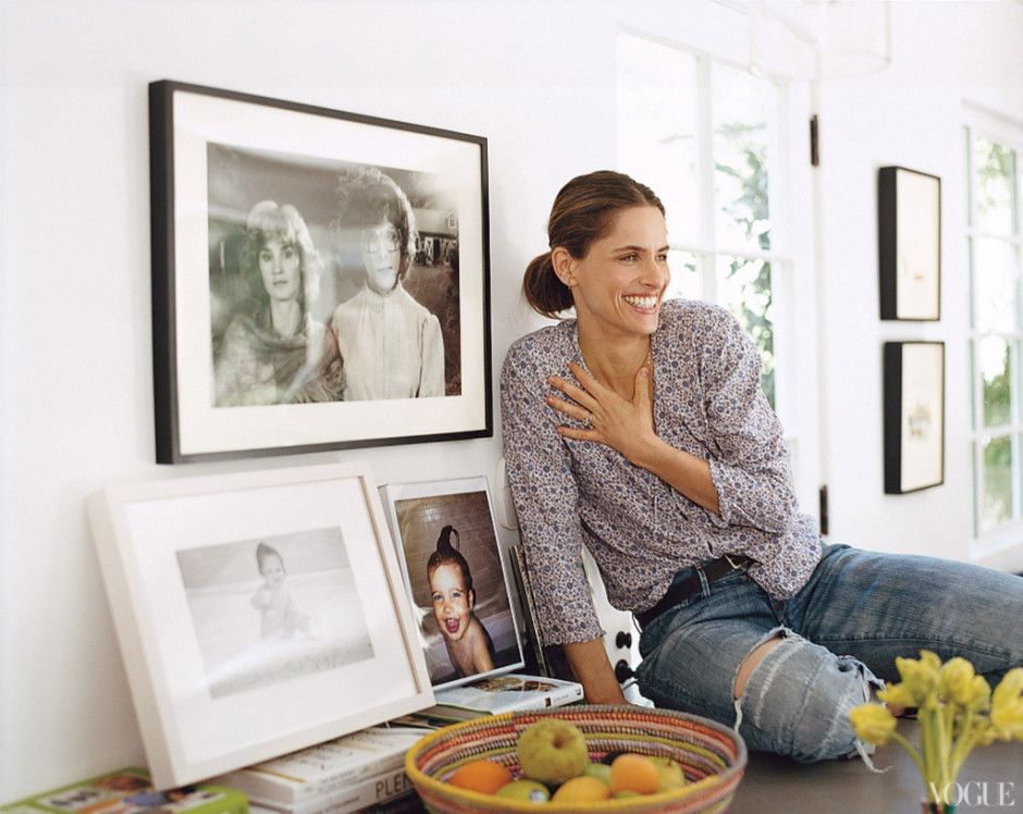 Amanda Peet's Place – Photos – Vogue