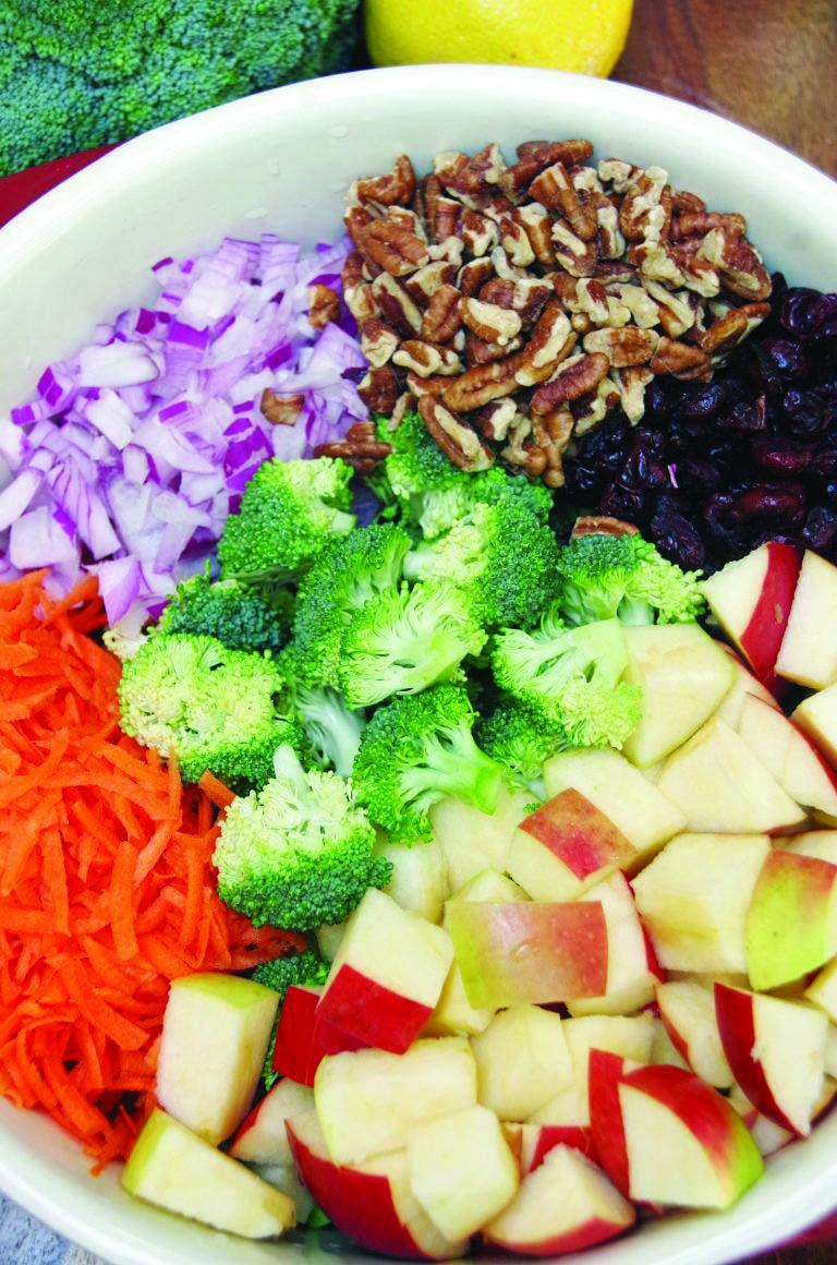 Broccoli Salad Recipe Malayalam