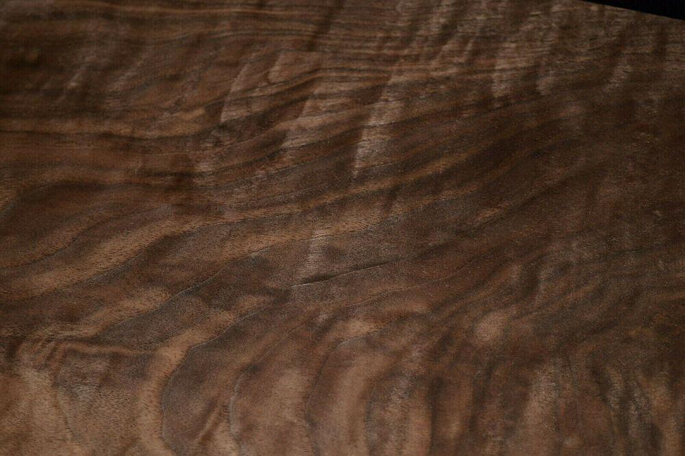 Curly Walnut Raw Wood Veneer Sheets 14 X 24 Inches 1 42nd Thick G8631 49 Unbranded Wood Veneer Sheets Wood Veneer Veneers