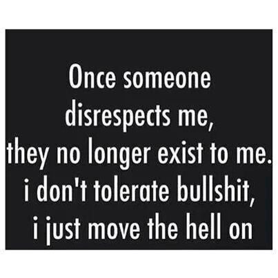 I Dont Tolerate Disrespect Me Myself And I Quotes Scorpio